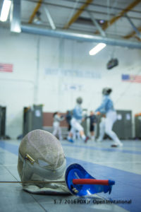 photo of the PDX Fencing Gym