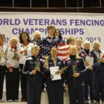 Our Sherry Green wins GOLD with TEAM USA at the veterans World Championships
